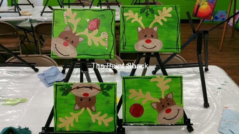 Winter - Reindeer Games