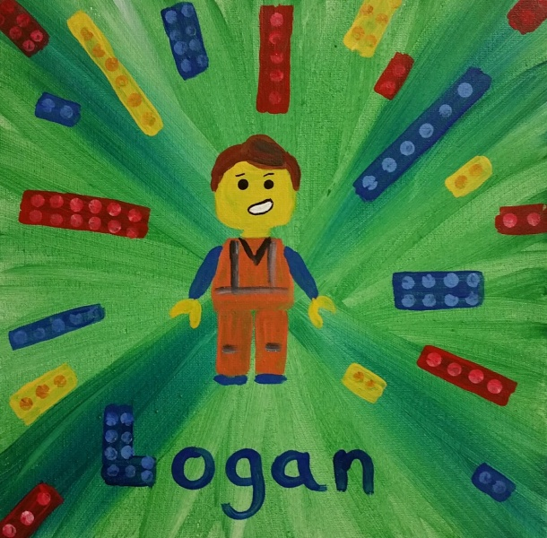 Legos Personalize Your Name