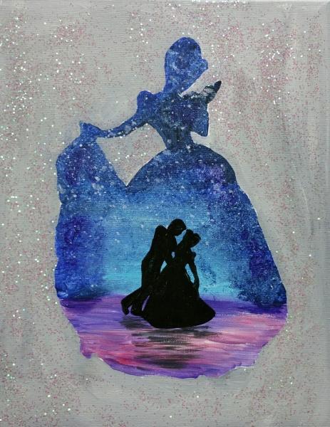 Cinderella Glitter
