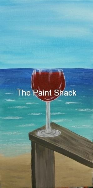Beach Chair Wine