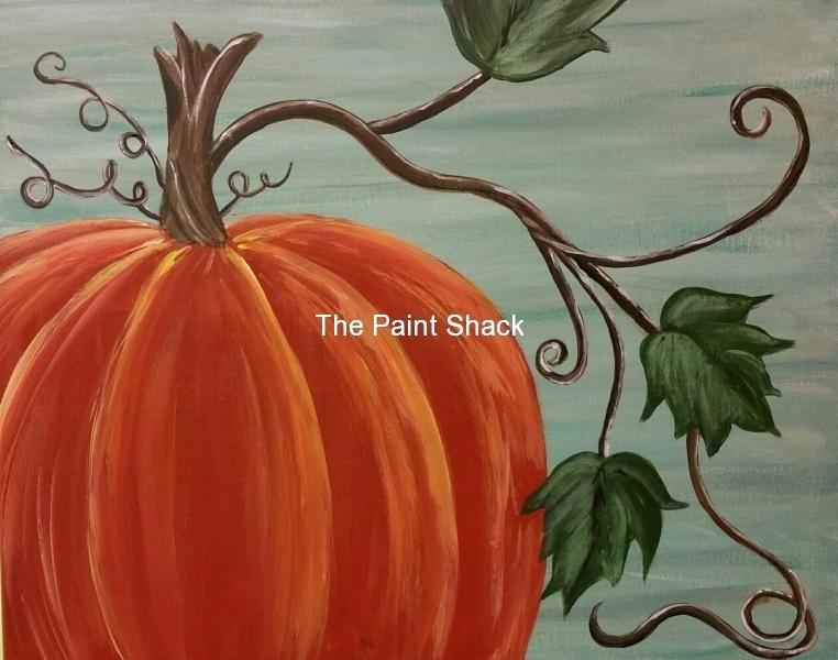 Fall - Pumpkin & Vine
