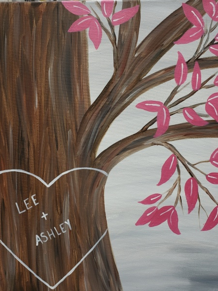 Love Tree - Spring