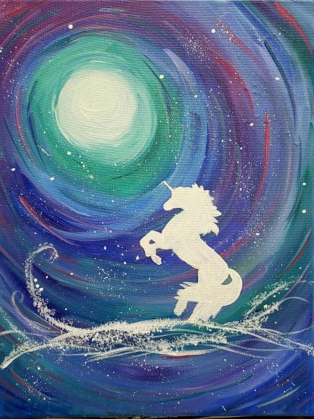 Unicorn Dancing