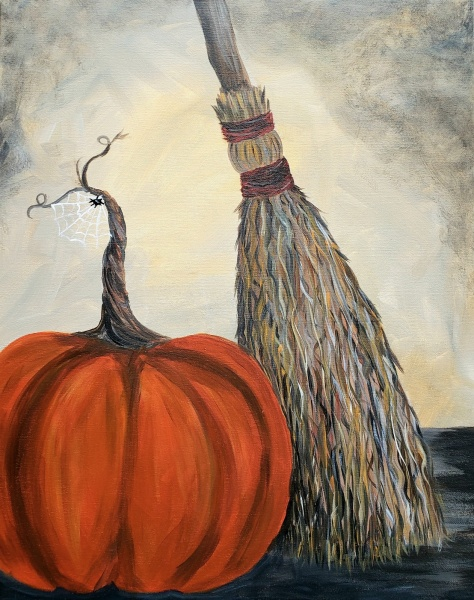 Fall Witches broom