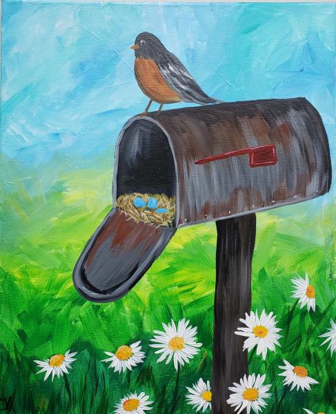 Mailbox Robin