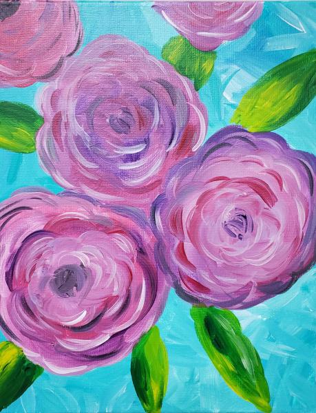 Flowers - Roses, Peonies
