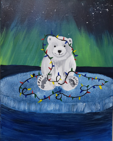 Winter Polar Lights