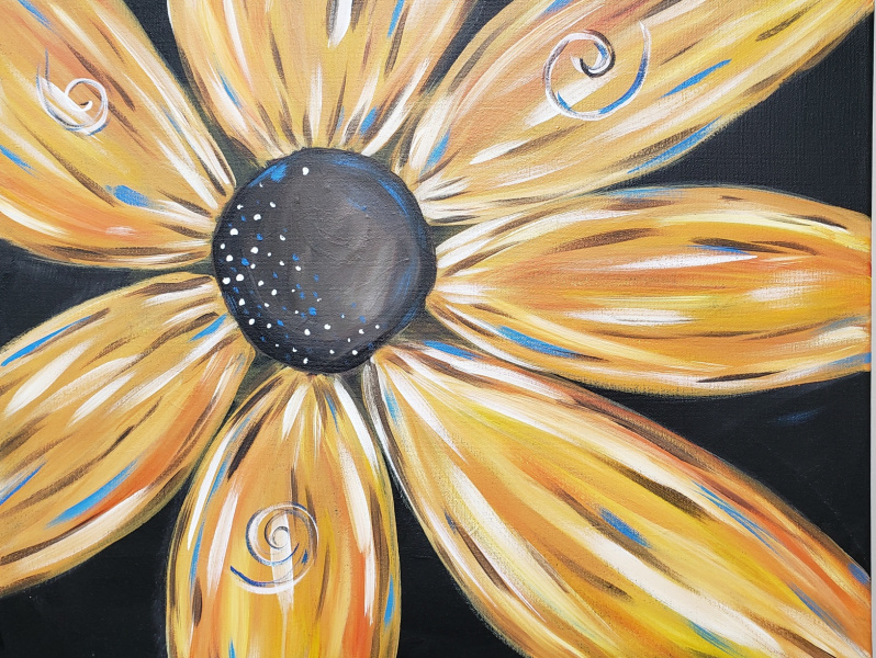 Black Eyed Susan/ daisy