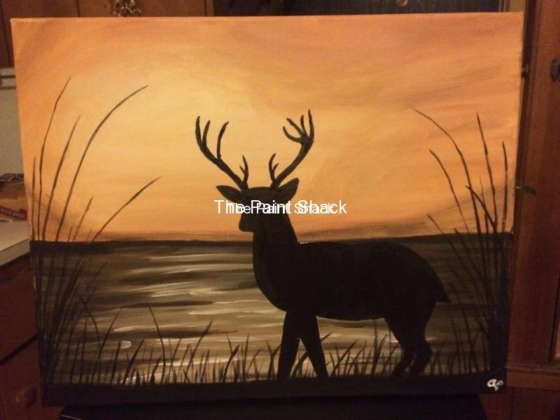 Fall -Big Buck