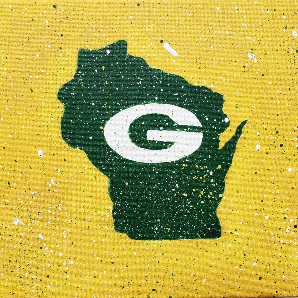 Wisconsin Green and Gold