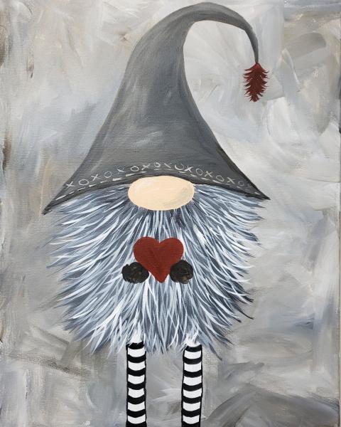 Gnome - heart