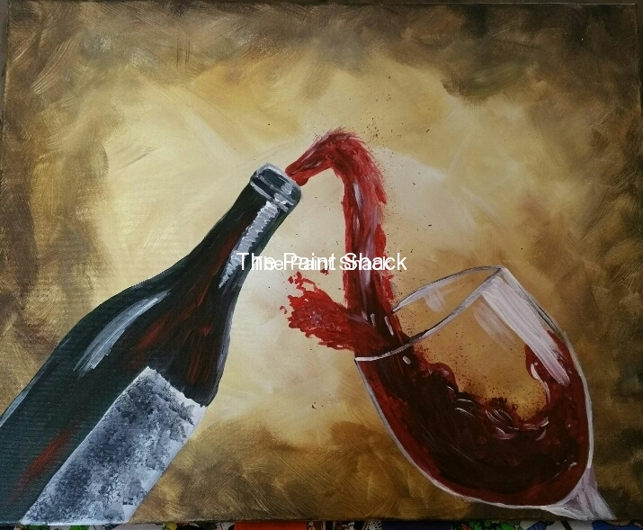 Pour Me Some Red
