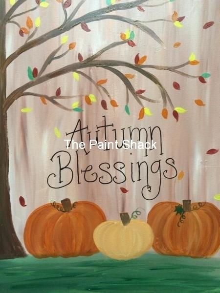 Fall - Autumn Blessings