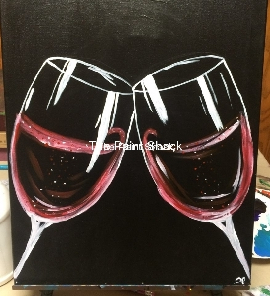 Cheers to You - Pink