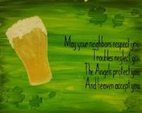 Irish Blessing - beer