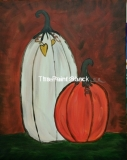 Fall - Rustic Pumpkins