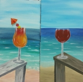 Beach Chair - Partner Paint