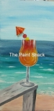 Beach Chair Fruity Drink