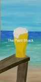 Beach Chair Beer