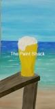 Beach Chair Beer