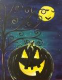 Fall - Spooky Pumpkin