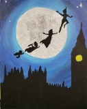 Peter Pan  in London