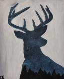 Midnight Deer