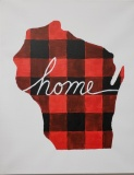 Wisconsin Buffalo Plaid