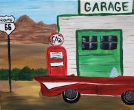 Route 66 Garage
