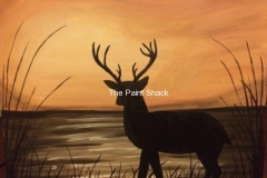 Fall -Big Buck