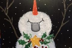 Winter - Joyful Snowman