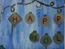 Happy Holiday Ornaments 1