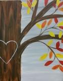 Fall in Love Tree