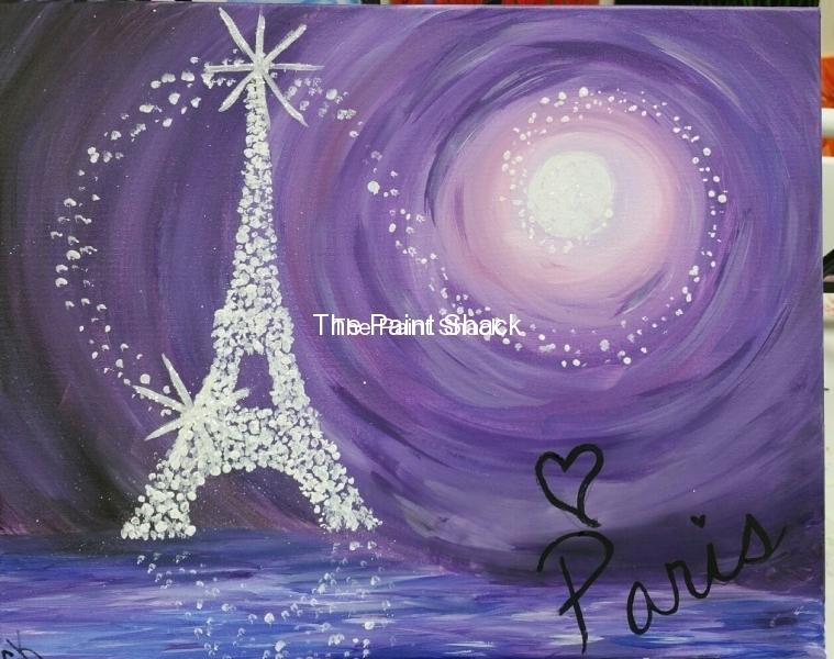 Purple Paris Passion