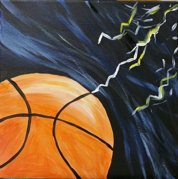 Electric Ball - basketball