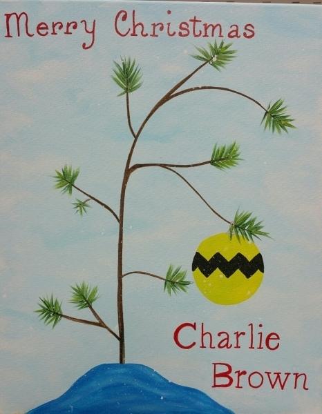 Winter Little Tree