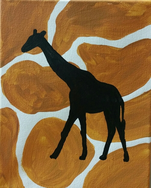 Animal - giraffe