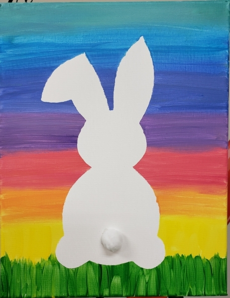 Bunny Hoppy Easter