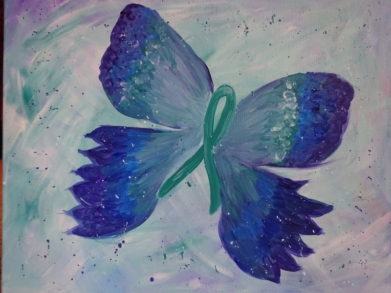 Butterfly for a Cause