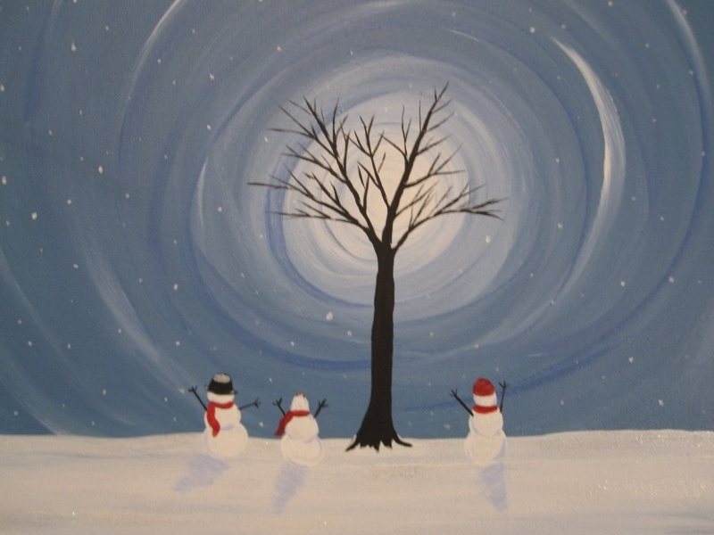 Christmas - It's Snowing