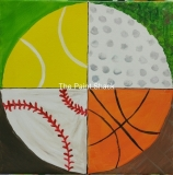 Sports - Choose any Four