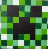 Minecraft Creeper (older kids)