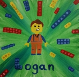 Lego - with name