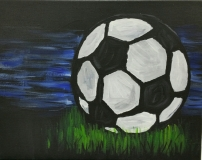 Soccer in the Dark