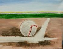 Baseball- Safe!