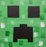 Minecraft Creeper (younger kids)