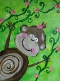 Monkey -Green