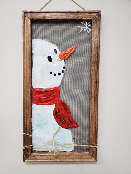 Screen - Snowman