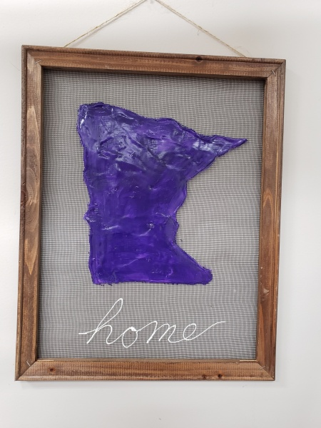 Screen - Home state