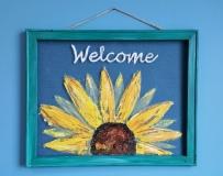 Screen - Sunflower Welcome